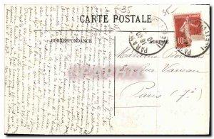 Old Postcard Saint Malo La Grande Porte