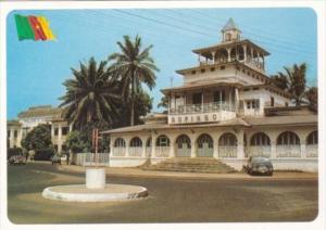 Cameroun Palais Prince Bell