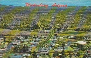 Arizona Wickenburg Aerial View Dude Ranch Capitol of the World