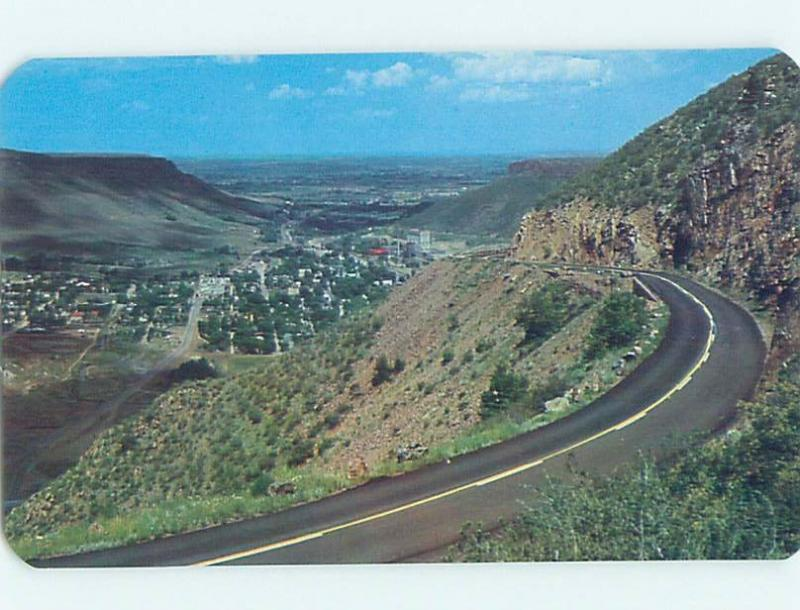 Unused Pre-1980 PARK SCENE Golden Colorado CO H2003