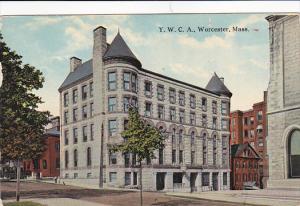Massachusetts Worcester Y M C A Building
