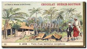 Chromo Chocolate Guerin has Boutron java visit & # 39A European home