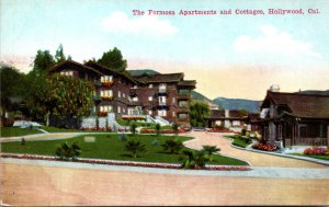 California Hollywood The Formosa Apartments and Cottages