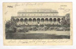 Prag, Belevedere, PU-1905