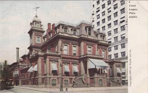 Exterior, Union League,  Philadelphia, Pennsylvania,  00-10s