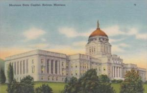Montana Helena State Capitol Building