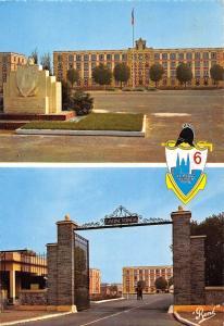 France Angers Caserne Verneau Le Corps de Garde et la Cour d'Honneur