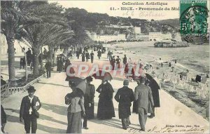 Postcard Modern Magic Reunion Alain Gerente a film and Jean Pierre Chardon