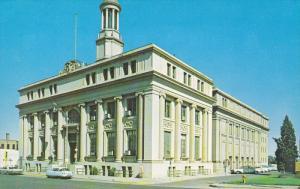 PUEBLO, Colorado, 1940-1960's; City Hall & Auditorium