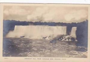RP, American Fall From Canadian Side, Niagara Falls, Ontario, Canada, 1920-1940s