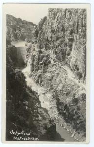 RPPC of Cody Road & Dam Wyoming WY