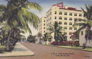 Florida Lake Worth The Gulf Stream Hotel