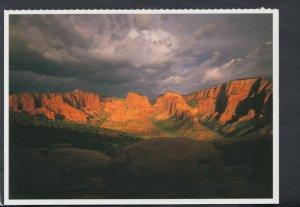 America Postcard - Kolob Canyons, Zion National Park, Utah     RR5197