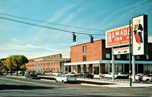 Utah Ogden Ramada Inn