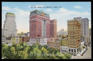 In The Heart of Memphis, Tenn.