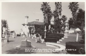 RP: SAN SIMEON , California, 1930-40s ; William Randolf Hearst Castle #4