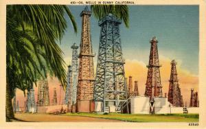 CA - Southern California Oil Field