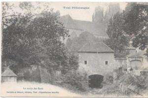 Postcard Mint Toul Pittoresque.  Gerdelle at Briquet.  Old and Mint.  Great Card