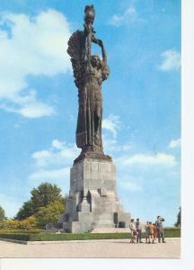 Postal 033462 : Torino. Il Faro della Vittoria sul Colle della Magdalena