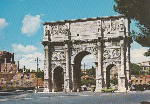 Italy Roma Rome Arco di Costantino