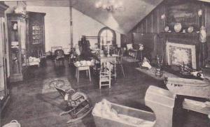 Washington DC New Hampshire Room Childerns Attic Memorial Continental Hall D ...