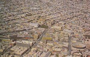Panorama Stadium & Town , Ciudad Juarez , Mich. Mexico , 40-60s
