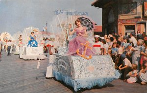 Miss America Pageant & Bordwalk Parade Atlantic City, NJ USA Parade Unused