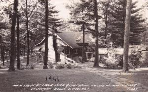 RP: WISCONSIN DECKS, Wisconsin, 20-40s; Main Lodge, Chula Vista Resort Hotel