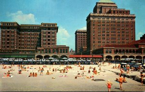 New Jersey Atlantic City Chalfonte-Haddon Hall 1965
