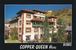 Copper Queen Hotel Bisbee Arizona