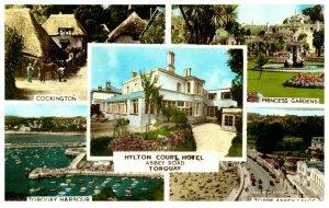 5 Picture Postcard of Caribbean Islands Cockington Princess Gardens Torquay