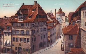 Albrecht-Durer-Haus, Nurnberg (Bavaria), Germany, 1900-1910s
