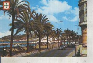 Postal 013160: Calle del General Franco en Ceuta