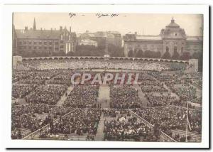 Photo Latvia Riga June 22, 1931 Carnaval (the feast of song) RaRe