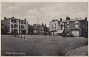 Alford Market Place, England , 1910-20s