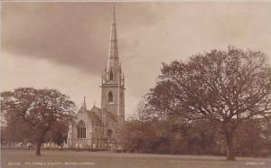 RP; The Marble Church, Boddelwydden, Denbighshire, Wales, United Kingdom, 10-20s