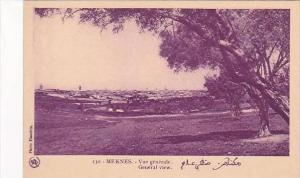 Morocco Meknes General View 1920-30s