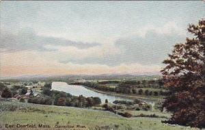 Massachusetts Connecticut River East Deerfield 1910