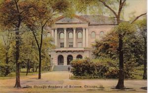 Illinois Chicago The Chicago Academy Of Science
