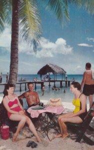 TRINIDAD, B.W.I., 1940-60s; Cunard Line, Sunshine Cruises
