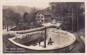 RP; Sihltol, Wildpark langenberg, Restauration und Barengraben, North Rine-We...