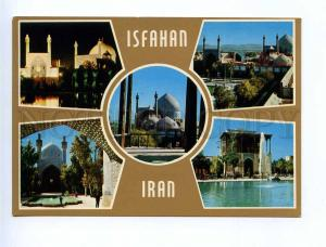 192951 IRAN ISFAHAN 5 views old photo postcard