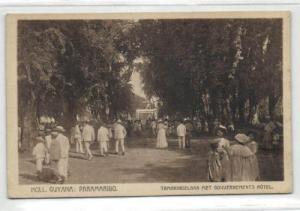 suriname, Dutch Guyana, PARAMARIBO, Tamarindelaan 1920s