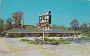 Alabama Fultondale Buchmann Motor Lodge Curteich