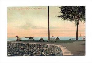 Spanish Cannon, Seaside Park, Bridgeport, Connecticut, 00-10s
