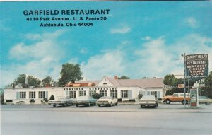 Ohio Ashtabula The Garfield Restaurant sk5113