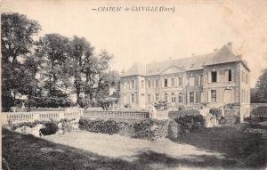 France Chateau de Gauville (Eure) 1907