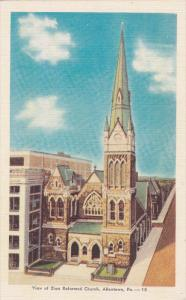 Zion Reformed Church , ALLENTOWN , Pennsylvania, 1930-1940s