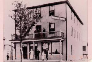 Canada - Manitoba, Winnipeg. Norwood Hotel circa 1900