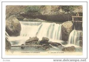 L'Auvergne Pittoresque, Cascade de la CERE, France, 00-10s